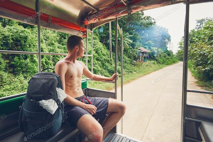 Traveling through Thailand