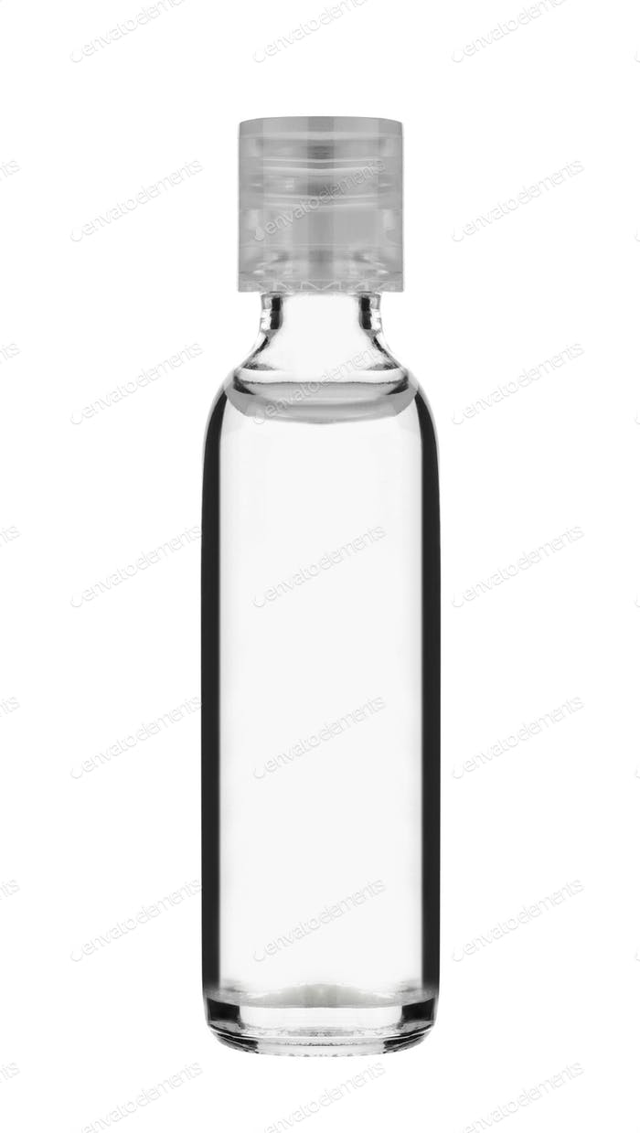 glass medical ampoule