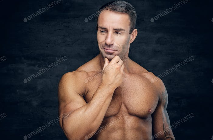 Männer-Hautpflege nach der Rasur