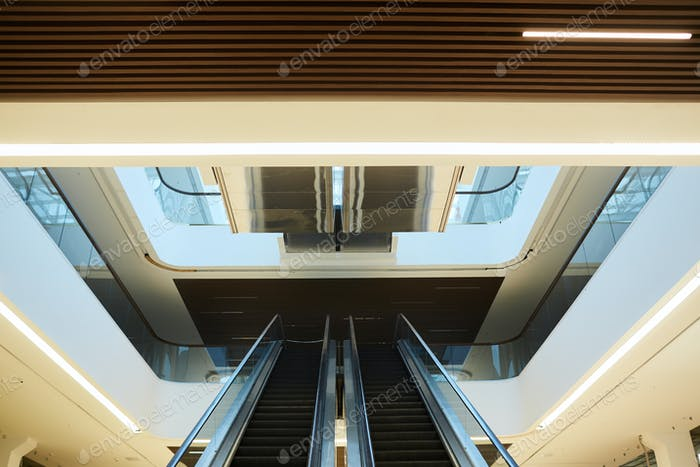 Escalator in Architectural Design