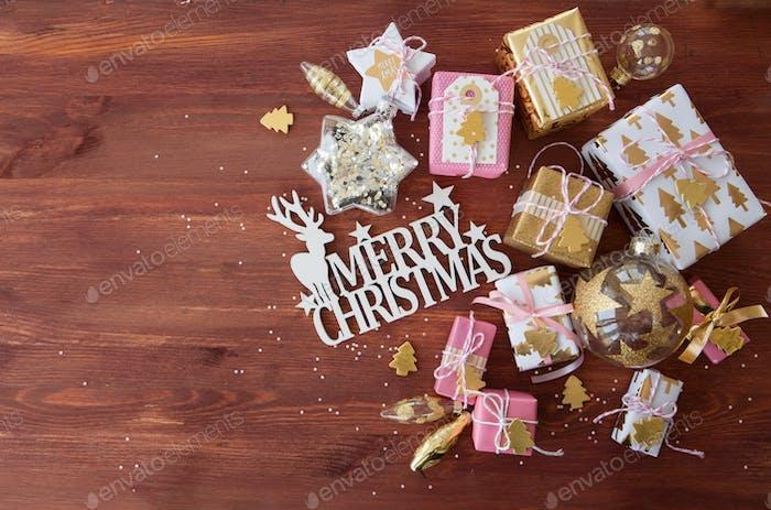 Little christmas presents