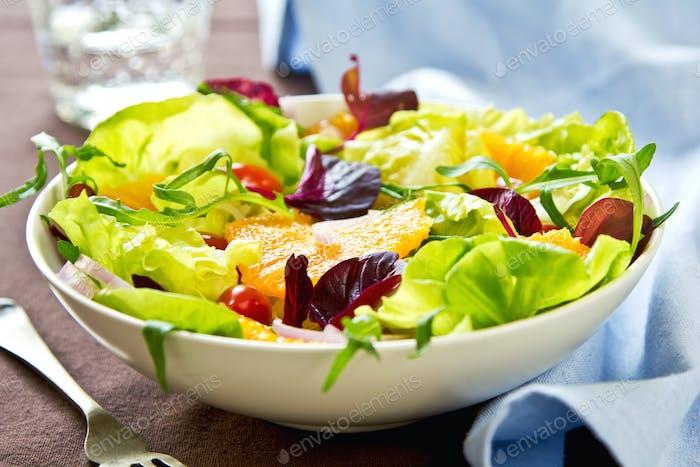 Thumbnail for Orange salad