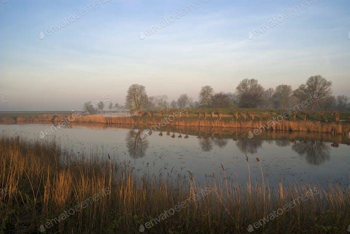 Altena fortress near Werkendam