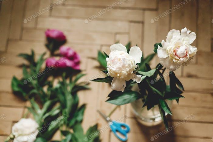 Floral decor and arrangement