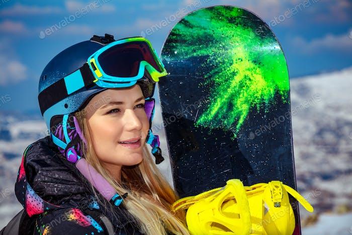 Snowboard trainer