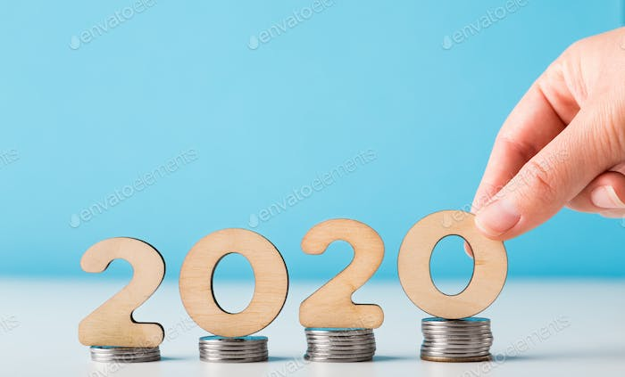 2020 year of financial and economy growth for everybody