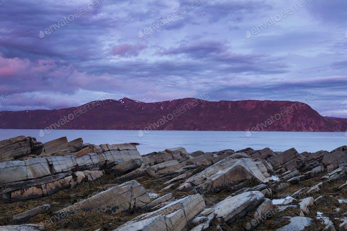 Parque Nacional Gros Morne en Terranova