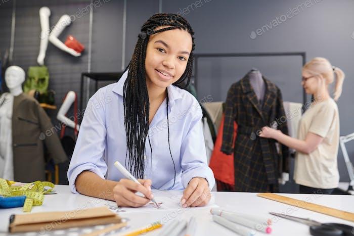 Turning ideas into clothing