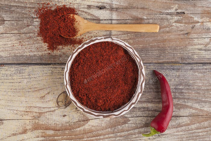 Red Chili Paprika