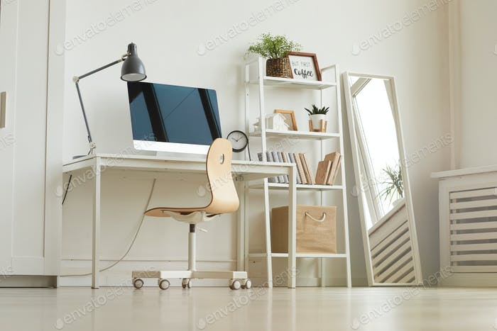 Elegant Home Office Interior