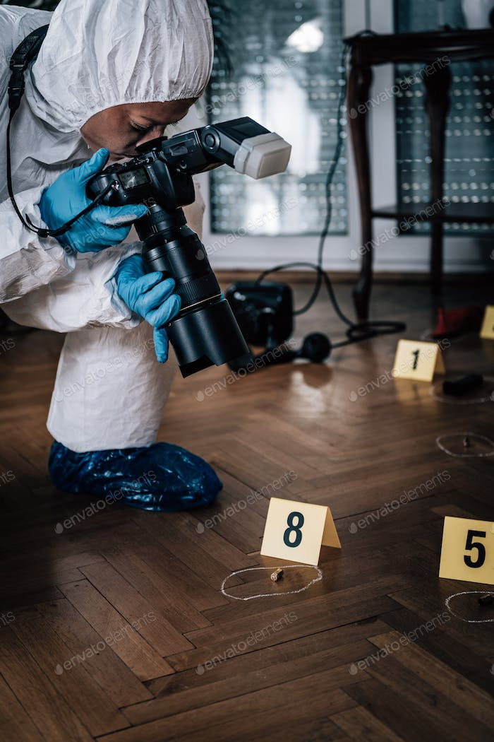 Forensic Science Investigation