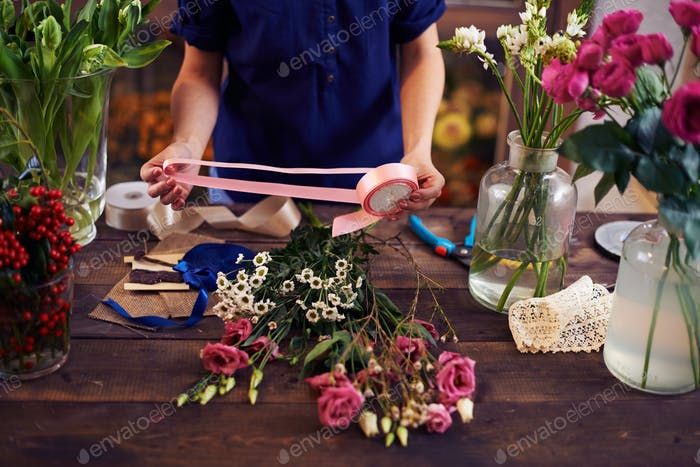 Design of bouquets