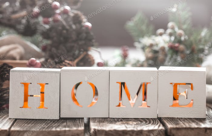 cozy home decoration