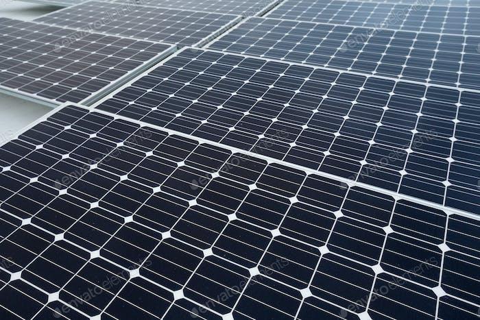 Solar power energy plant