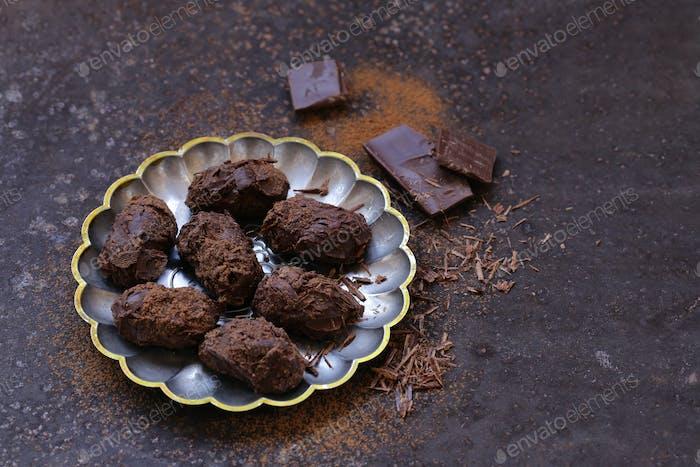 Chocolate Truffle Candy
