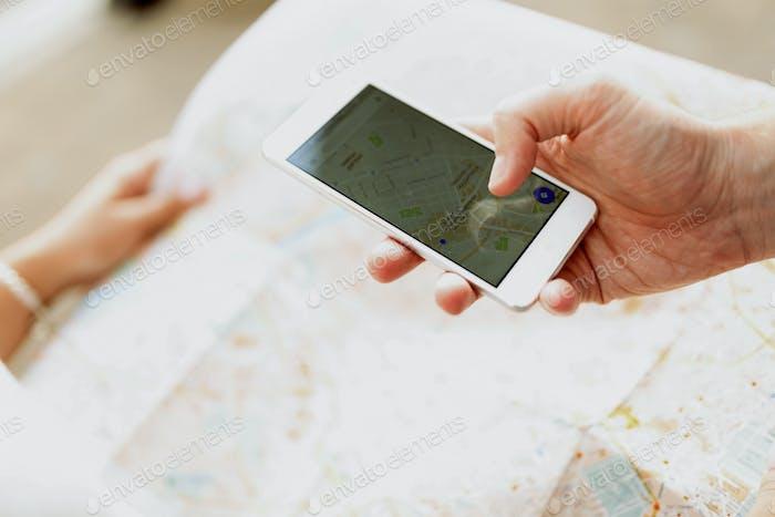 Modern technology allows for better navigation