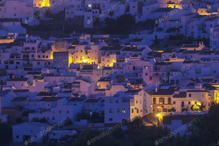 Houses of Olvera