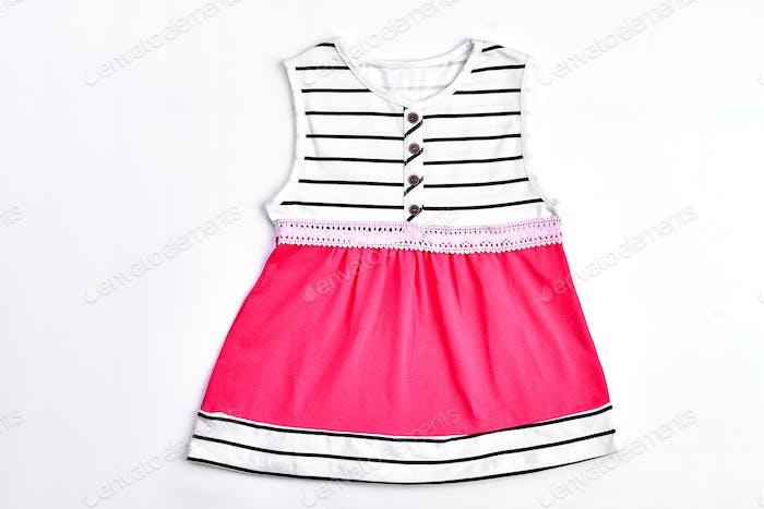 Top quality fashion baby dress