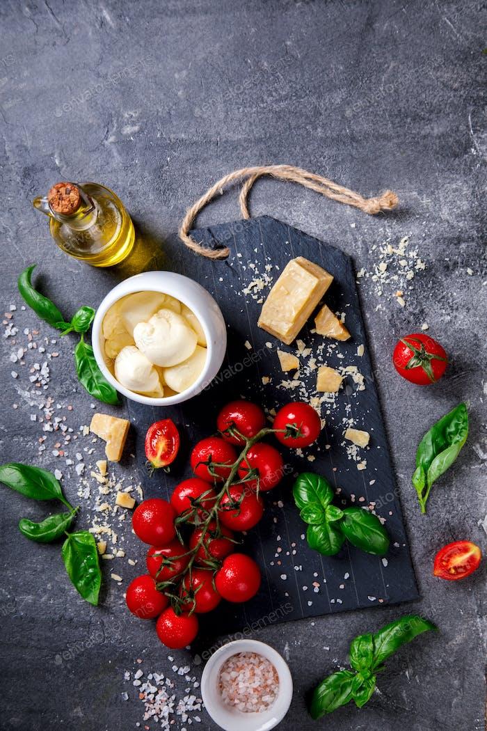 Pesto Zutaten .Super Food.