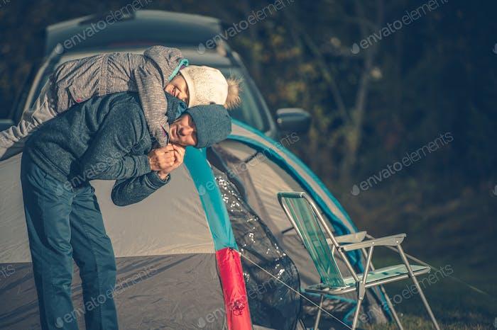 Family Camping Fun