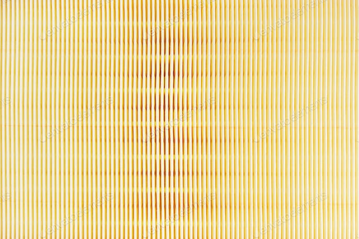 Abstract background texture of air filter