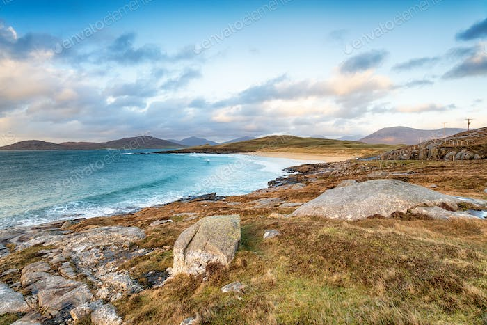 Horgobost on the Isle of Harris