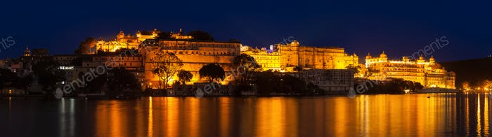 City Palace, Udaipur, Rajasth