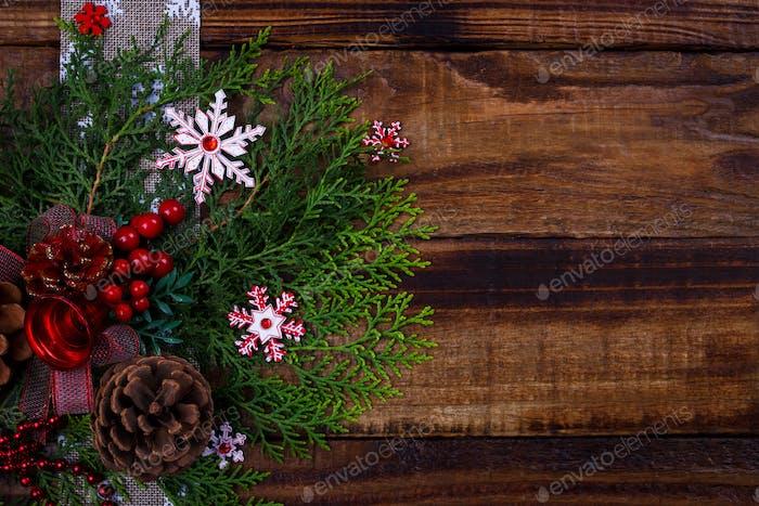 Weihnachten festliche Hintergrund