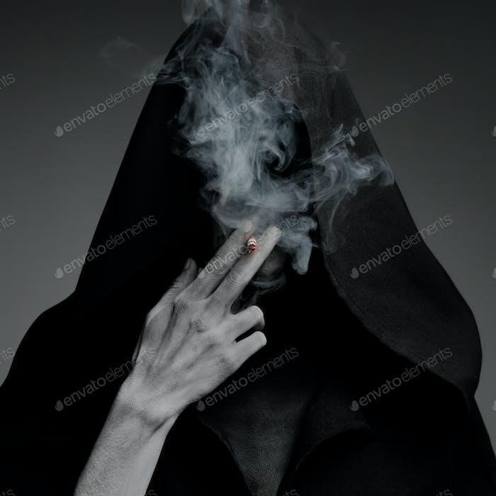 """Das Konzept """"Rauchen tötet"""""""