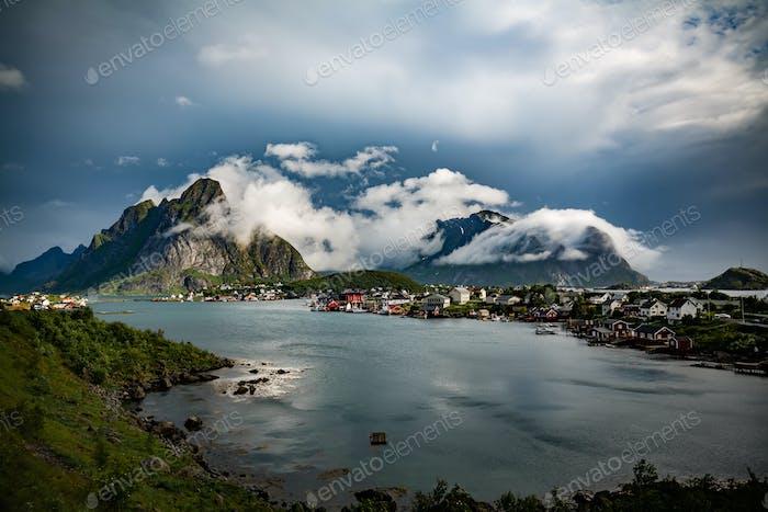 Lofoten archipelago Norway