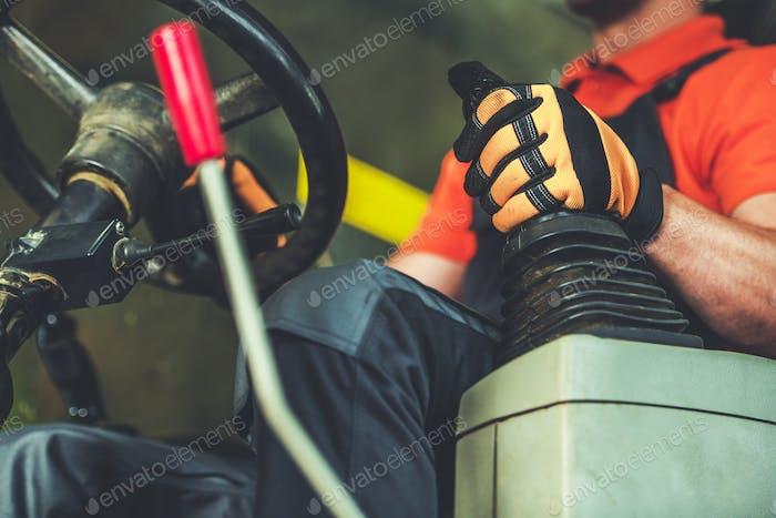 Bulldozer Operator Job