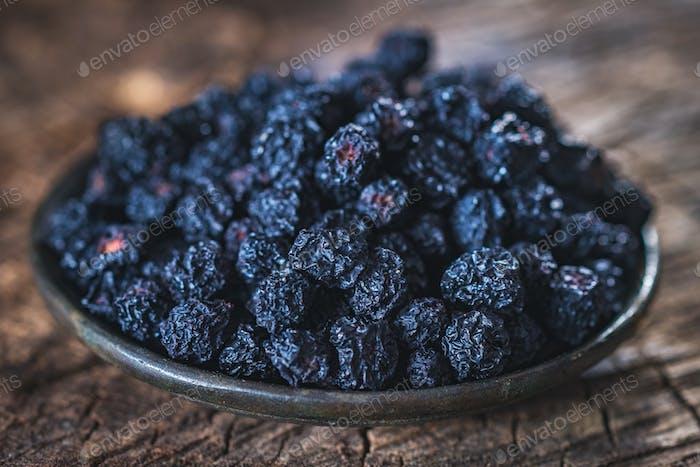 Aronia  dry berries