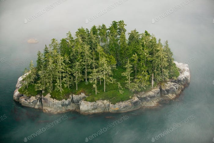 Broughton Archipelego, British Columbia, Canada