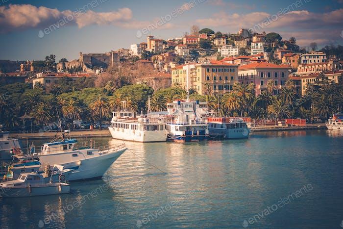 La Spezia Marina Italy