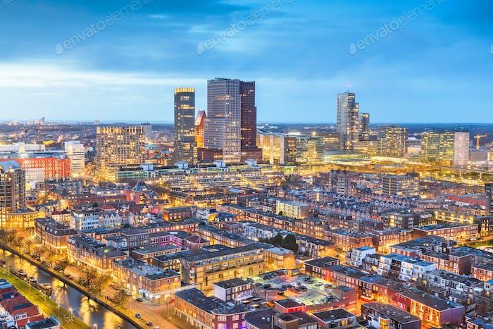 Den Haag, Niederlande Stadtbild