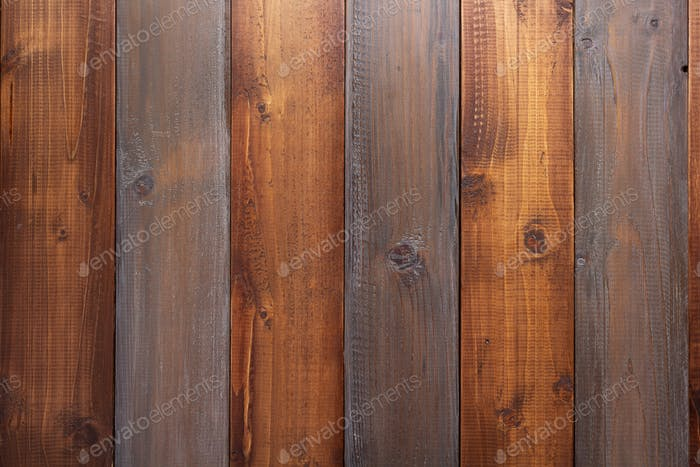 old brown wooden plank board background