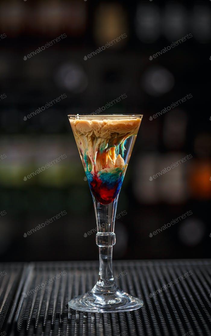 Alien Hirnblutung Cocktail