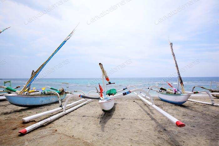 Fisherman's Boats
