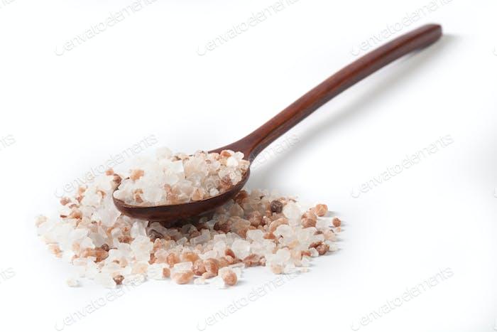 Vertical Wood Spoon