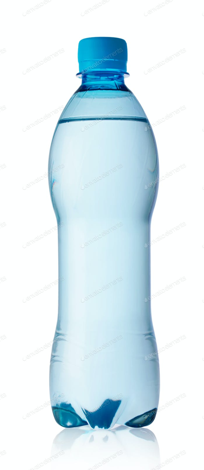 Bottle of mineral water