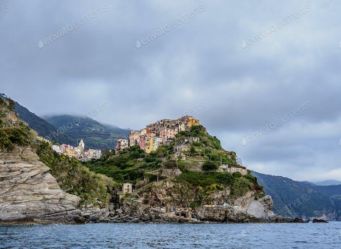 Corniglia in Cinque Terre, Italy