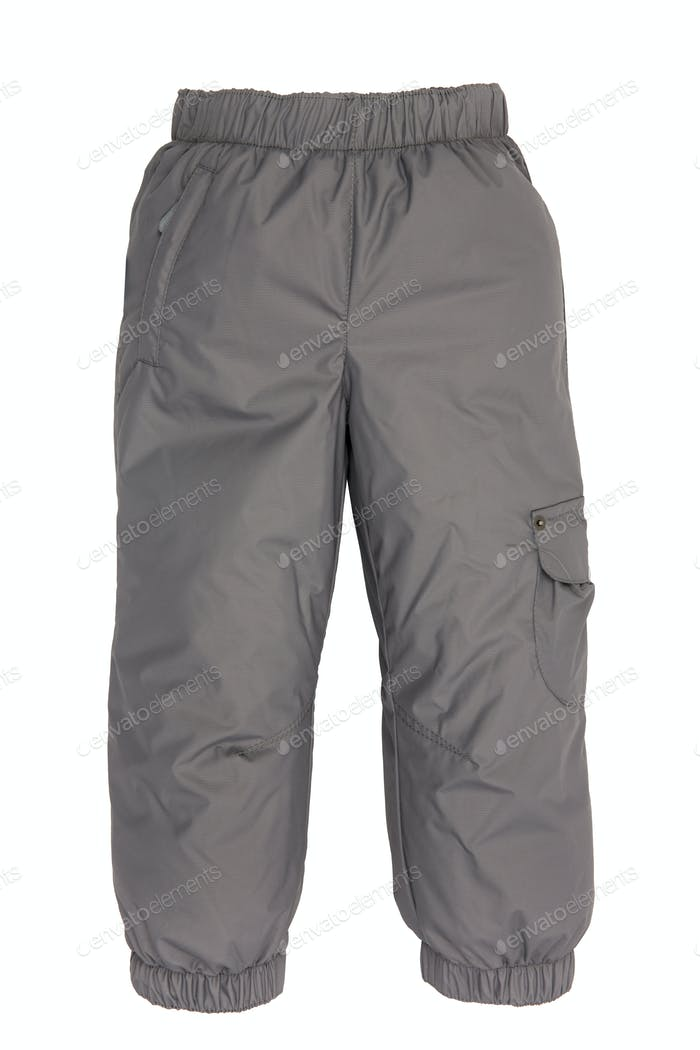 Pantalones calientes