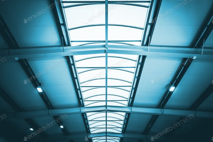 Commercial Warehouse Roof