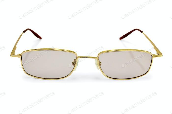 Brillen getönt