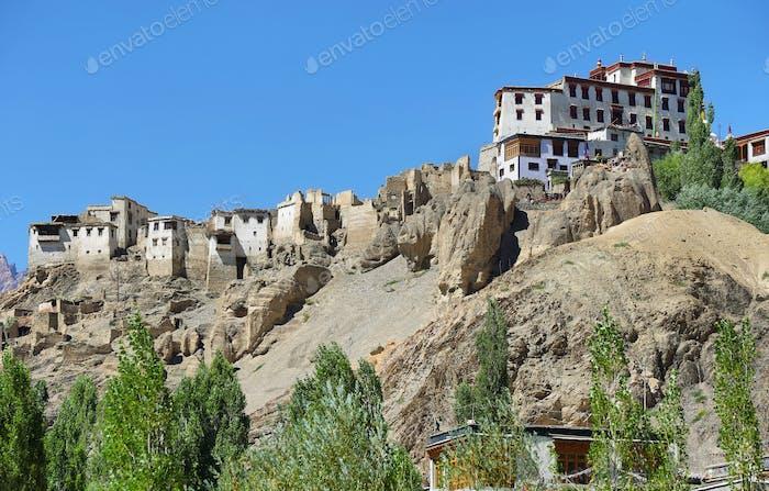 Lamayuru Buddhist Kloster im indischen Himalaya Region Ladakh, Indien
