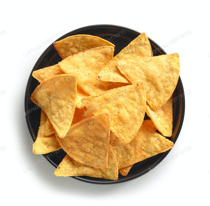 corn chips nachos