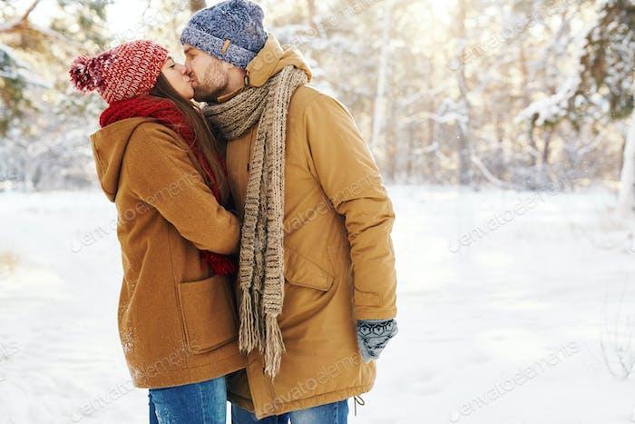 Romantisches Date