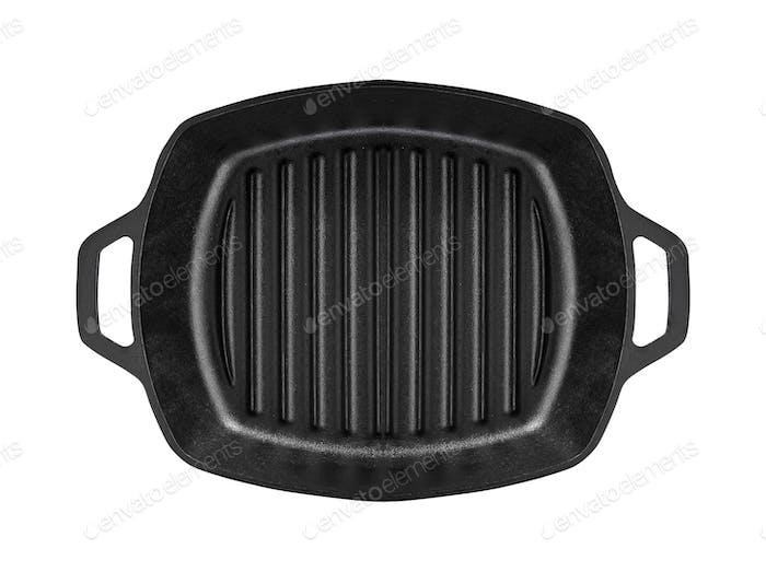 Fat-less Frying pan