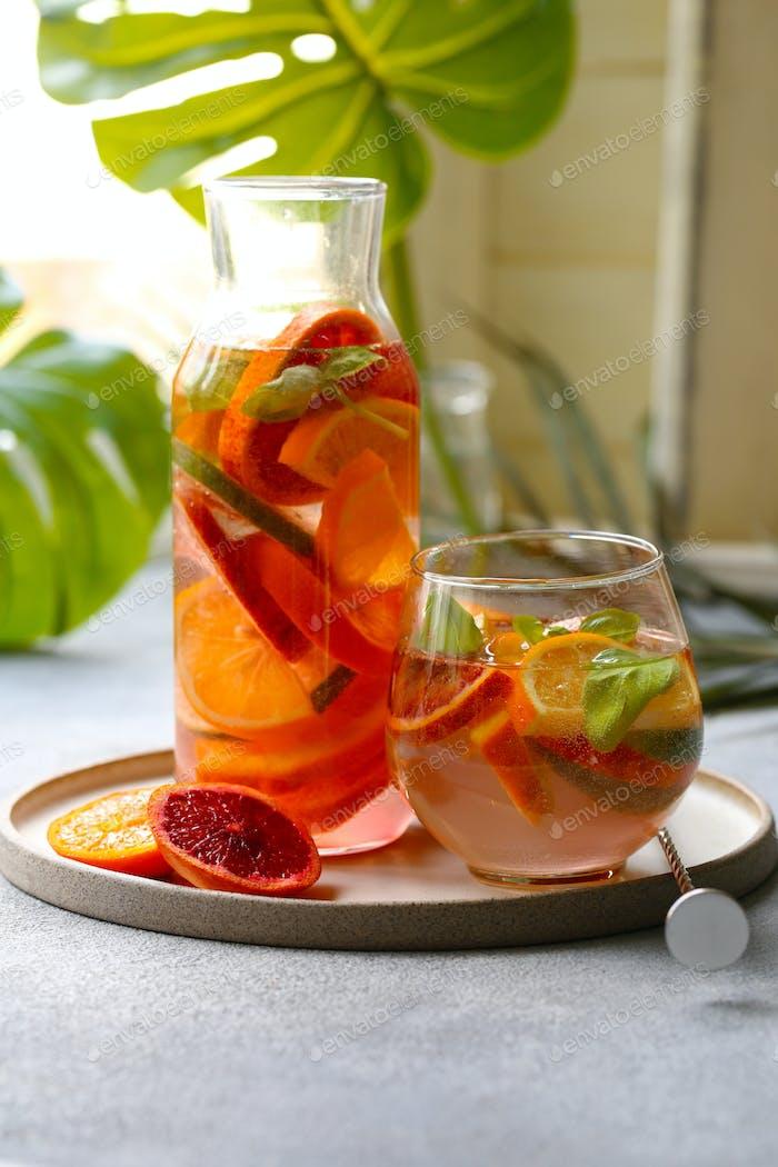Bio Zitrus-Lemonade