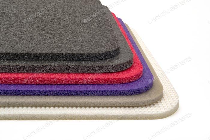 Polyethylene Foam, Multi Color Material Shockproof Closed Up
